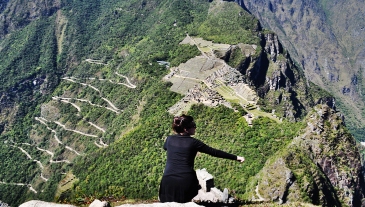 Huanya Picchu Mountain