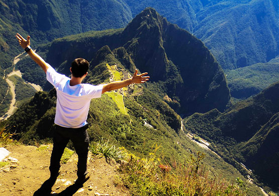 Private tour Machu Picchu
