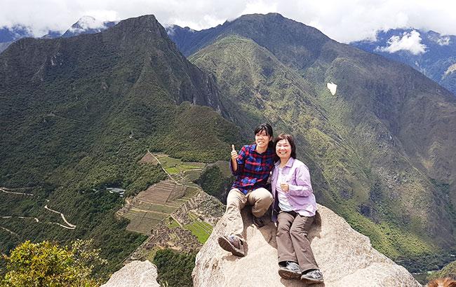 Huayna Picchu Mountain