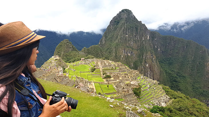 Get Machu Picchu Tickets