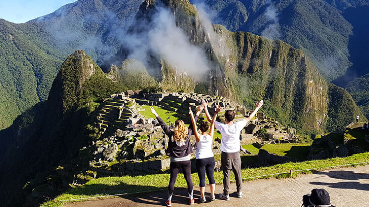 Machu Picchu From Lima