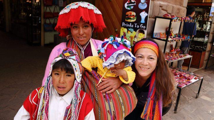 visiting Cuzco