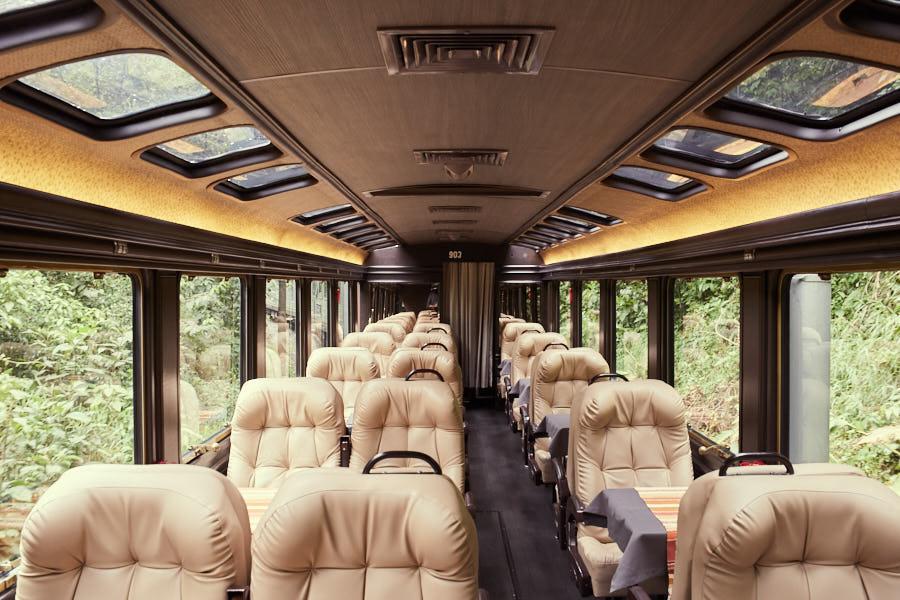 Train Inca Rail